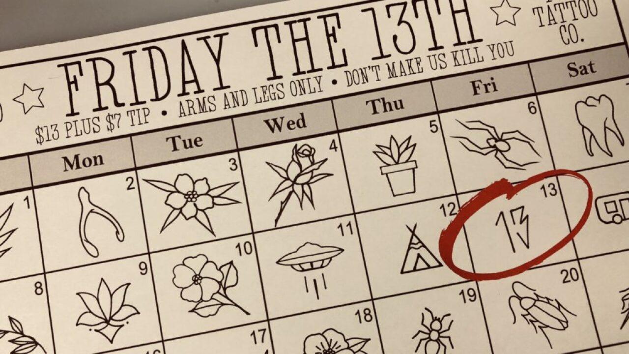 Friday The 13th Tattoos Vegas 2020