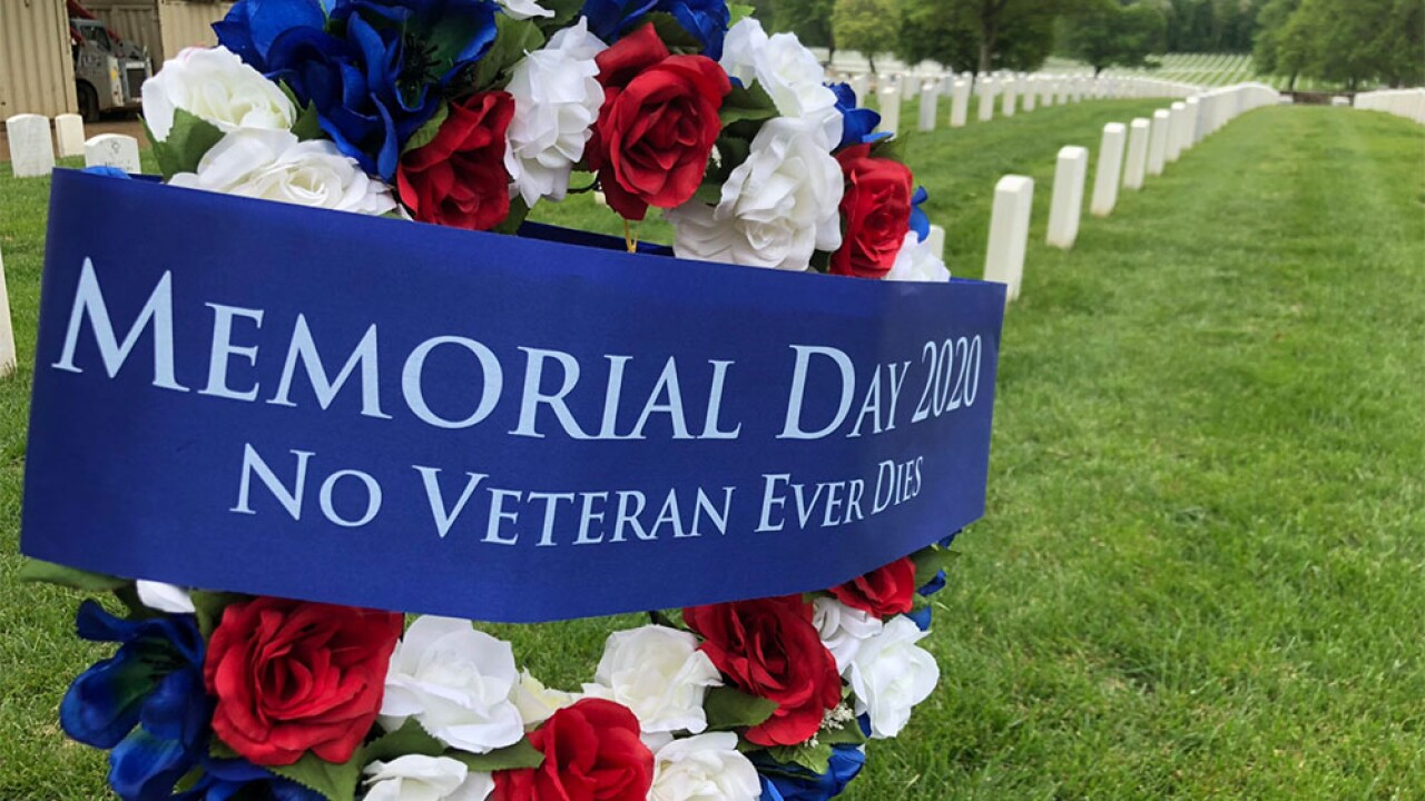 Private wreath laying ceremony, Baltimore National Cemetery honors veterans.jpg