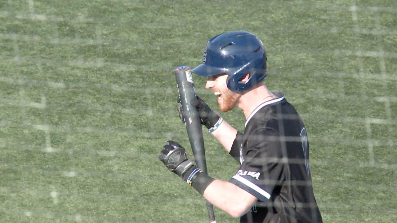 Virginia Beach's Erik Stock goes 5-for-5 as ODU baseball blanks Norfolk State,11-0