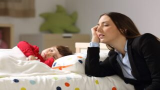 Parents Get The Least Sleep When Their Kids Are These Ages, According To This Study