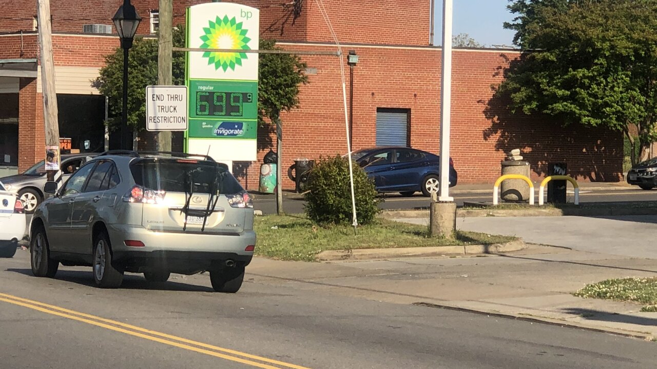 How to report gas price gouging if you see it