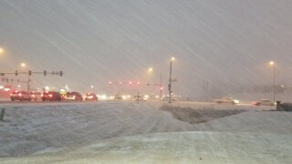 Nebraska state agencies report on the snowstorm