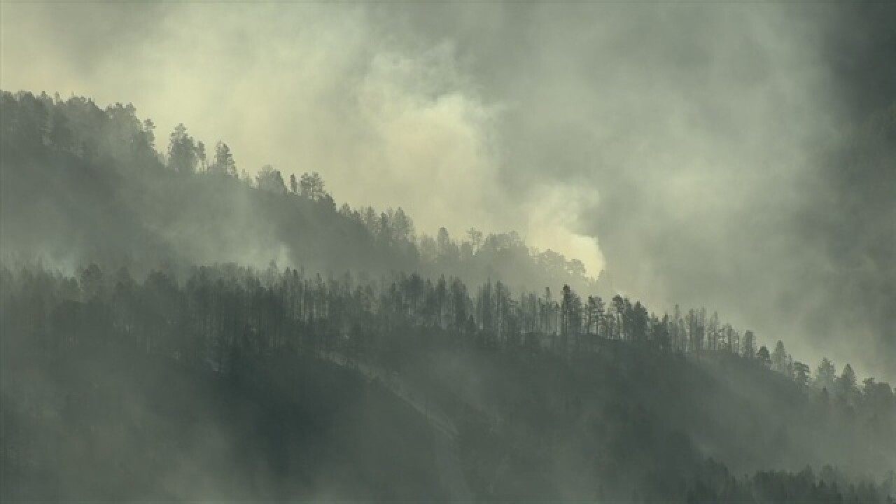 Cold Springs Fire: More evacuations lifted Wednesday; Others will get home visits