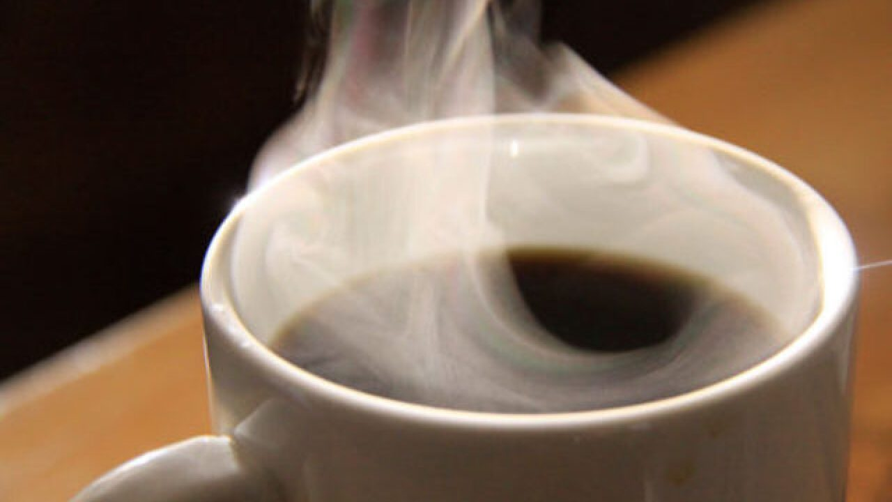 Pregnant woman given meth-laced coffee