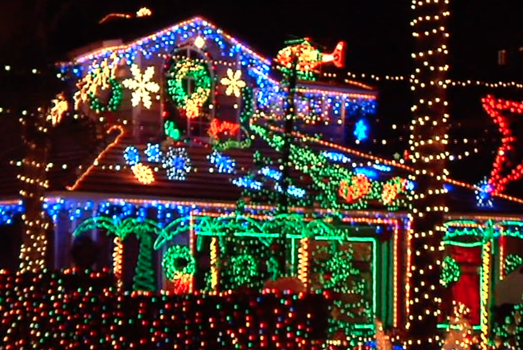 INTERACTIVE MAP: Where to see San Diego's best Christmas lights