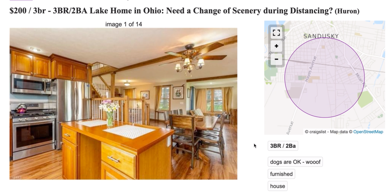 Scammers Paste Local Ads Pretending To Be Owners Real Rental Homeowners Get Help From News 5 The ohio department of transportation odot is a great place to work! scammers paste local ads pretending to