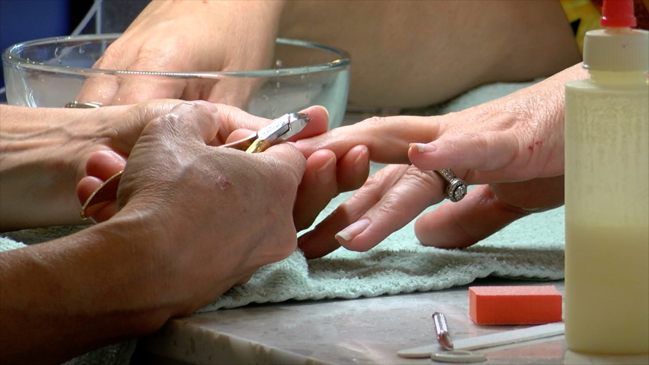 Nail salons allowed to re-open in Santa Barbara County