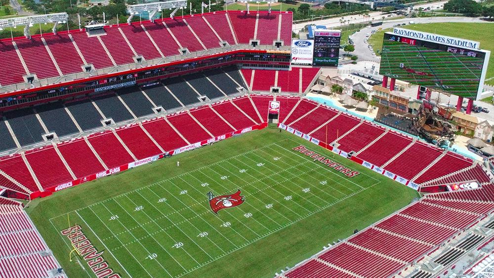 Bucaneros de Tampa Bay permitirán aficionados en su estadio a partir de la semana 4 de la temporada de la NFL