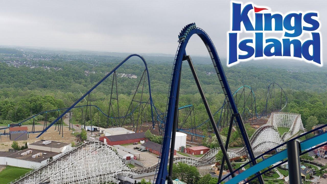 Kings Island starts construction on new coaster