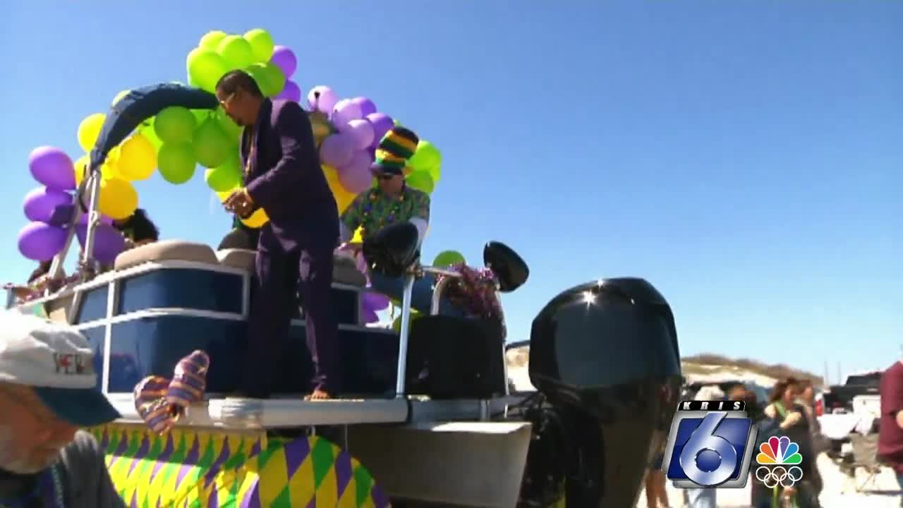 Barefoot Mardi Gras New Orleans Festivities Coming To Cc