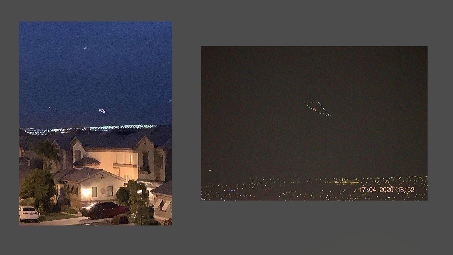 Update Henderson Resident Shares Nevada Light Display