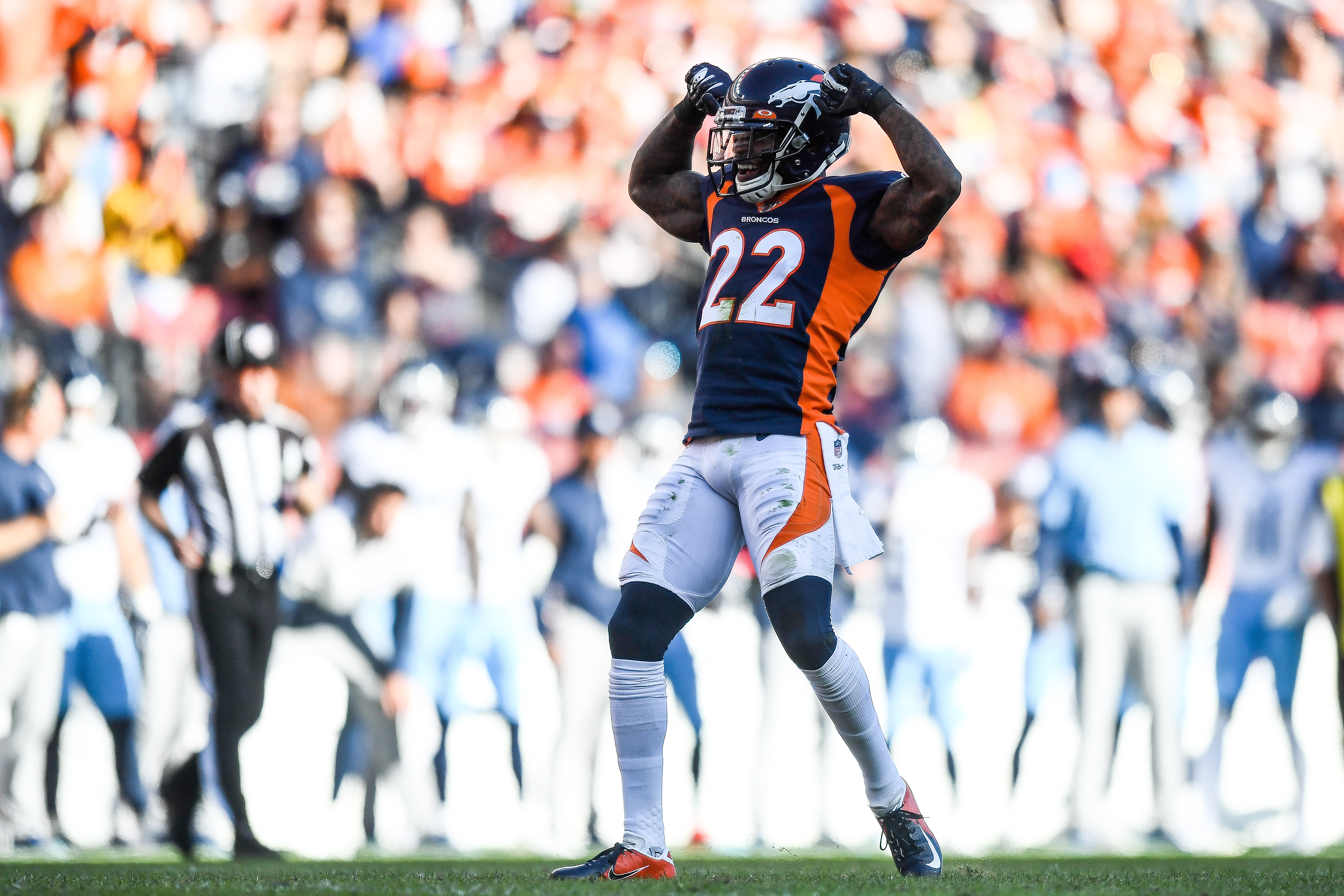 What's next for Von, Kareem Jackson, Justin Simmons; And who will ...