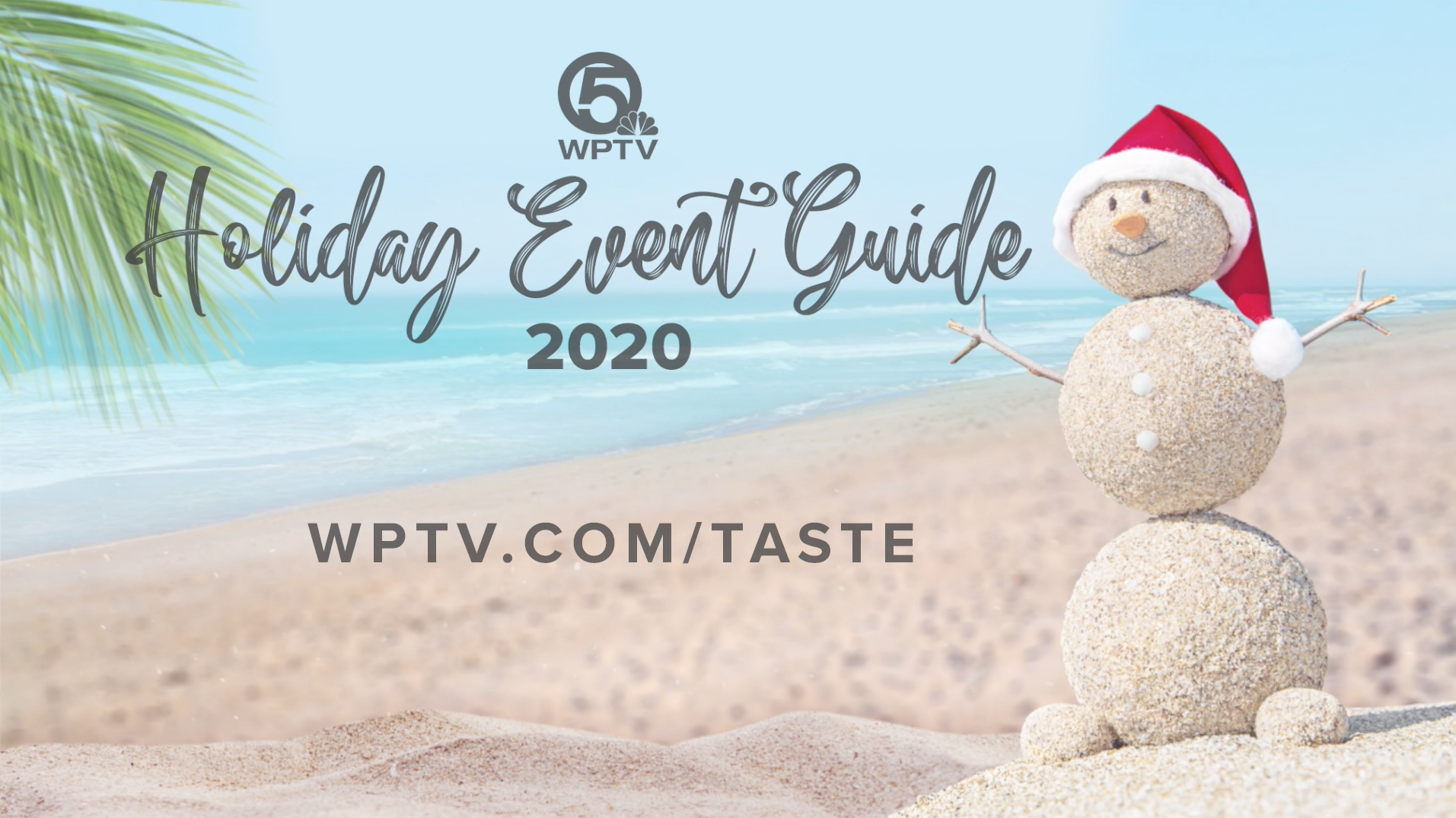 Holiday Event Guide 2020 for South Florida