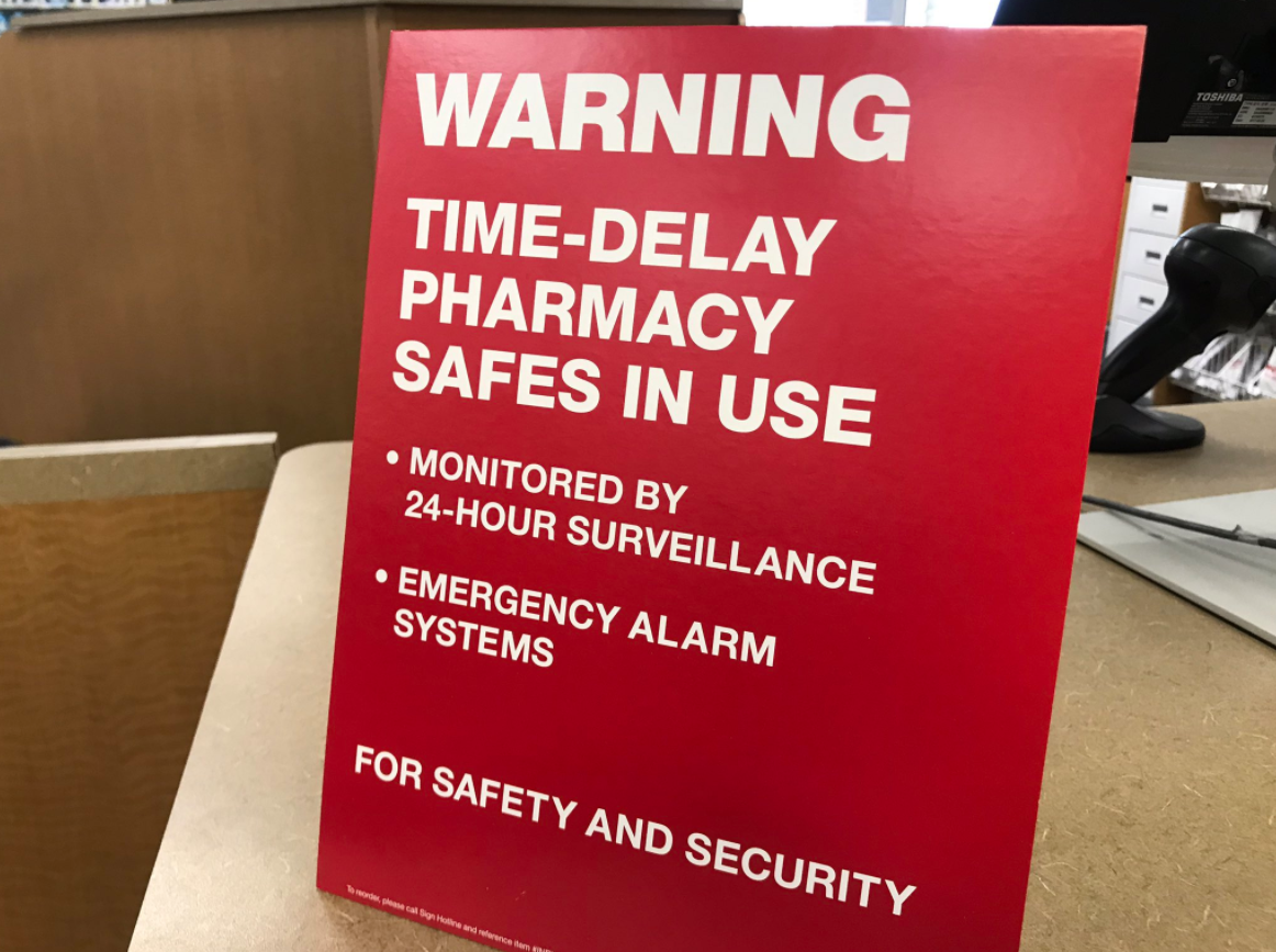 Astounding Time Delay Safes Introduced At All Tennessee Cvs Pharmacies Download Free Architecture Designs Saprecsunscenecom
