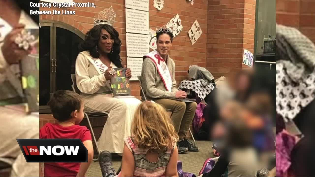 Controversy surrounding drag queen storytime at metro