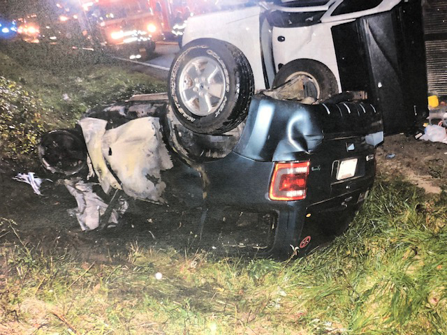 A vow to 'get better, not bitter,' after drunk driver takes